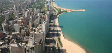 51st Annual Chicago Air & Water Show Performance
